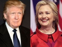AMERIKA BIRLEŞIK DEVLETLERI - ABD'de son raunt: Clinton mı Trump mı?
