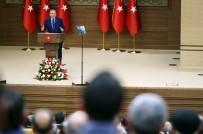 GÜNEYDOĞU ANADOLU - Cumhurbaşkanı Erdoğan Kanaat Önderleriyle GÖRÜŞTÜ