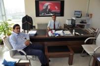 TİCARET ODASI - Didim Ticaret Odası'ndan Kırtasiye Yardımı