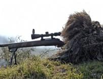 GÜVENLİK GÜÇLERİ - PKK'nın keskin nişancısı öldürüldü