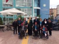 DOĞUM GÜNÜ - Ekim Ayında Doğan Engellilere Doğum Günü Partisi