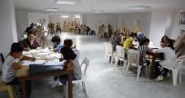 SOSYAL BELEDİYECİLİK - Erdemli Belediyesi Sanat Atölyelerine Başvurular Başladı