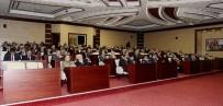 GÜRBÜZ KARAKUŞ - Erzurum İl Koordinasyon Kurulu Toplantısı Yapıldı