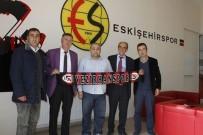ESKIŞEHIRSPOR - Eskişehirspor'dan Vezirhan Spor'a 'Destek' Sözü