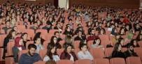 İŞ GÜVENLİĞİ - ESOGÜ Sağlık Bilimleri Fakültesi Öğrencilerine Temel İş Güvenliği Eğitimi Verildi