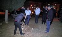 KÖPEK - Esrarengiz Mezar Polisi Alarma Geçirdi