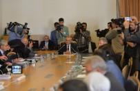 SOSYOLOJI - FETÖ 15 Temmuz Darbe Girişimini Araştırma Komisyonu Toplandı