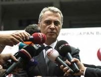 FİKRET ORMAN - Fikret Orman: 'Hakem maçı vermek için elinden geleni yaptı'