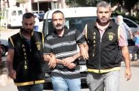 PARMAK İZİ - Firari Hükümlü Polisten Kaçamadı
