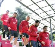 GENÇLERBIRLIĞI - Galatasaray, Trabzonspor Maçı Hazırlıklarını Sürdürüyor