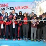 AHMET ÖZCAN - Gödene Bilgi Merkezi Hizmete Açıldı