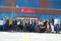 GAZIANTEP TICARET ODASı - GTO Sosyal Kulüp Üyeleri Huzurevi Sakinlerini Ziyaret Etti