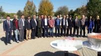 EMNİYET AMİRİ - Hisarcık'ta Aşure Etkinliği