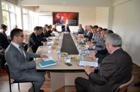 ZEKERIYA SARıKOCA - İl Su Yönetimi Koordinasyon Kurulu Toplantısı