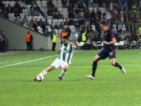 EDUARDO - İlk Yarı Atiker Konyaspor'un