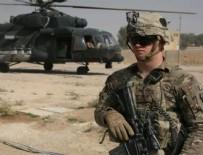 YAZILI AÇIKLAMA - Irak'ta Amerikan askeri öldü
