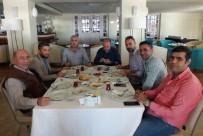 İŞ BANKASı - İş Bankası Didim Şubesi, DİGİAD Üyelerini Ağırladı