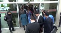 ÖZEL GÜVENLİK - İstanbul Adalet Sarayında 'X-Ray' Arbedesi