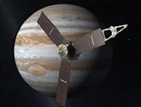 KAMERA - Jüpiter'in yörüngesindeki Juno tekrar arızalandı