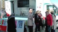 MEME KANSERİ - Kadınlar 'Sakın Geç Kalma Erken Gel' Şarkısıyla Kanser Taramasına Davet Ediliyor