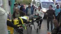 YOLCU MİDİBÜSÜ - Konya'da Yolcu Midibüsü Devrildi Açıklaması 23'Ü Öğrenci, 27 Kişi Yaralandı