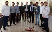 İNSANSIZ HAVA ARACI - KTO Karatay Üniversitesi Türk Yıldızı Takımı, TÜBİTAK İHA Yarışlarına Damga Vurdu