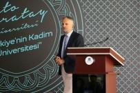 ÜNİVERSİTE REKTÖRLÜĞÜ - KTO Karatay Üniversitesi, Ünlü Bilim İnsanı Prof. Dr. Jean-Pierre Revol'ü Ağırladı