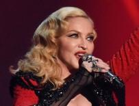STAND-UP - Madonna: Clinton'a oy verenlere oral seks yapacağım