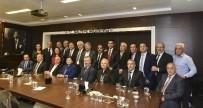 KÜLTÜR BAKANı - Maltepeli Muhtarlardan Başkan Kılıç'a Ziyaret