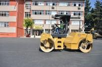 ESTETIK - Mersin Büyükşehir Belediyesi'nden Okullara Asfalt Desteği