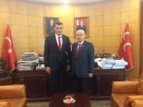 DEVLET BAHÇELİ - MHP İl Başkanı Pehlivan, Yeni Atamaları Değerlendirdi