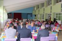 EĞİTİM KALİTESİ - Milli Eğitim Müdürü Cırıt Öğrencilerle Yemek Yedi