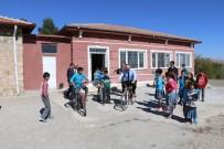 BİSİKLET - Milli Eğitim Müdüründen 'Bisiklet' Dersi