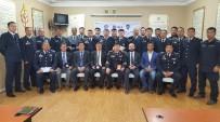 EMNİYET AMİRİ - Moğolistanlı Emniyet Mensuplarına Eğitim