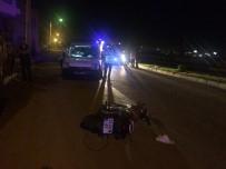 YOL ÇALIŞMASI - Motosiklet Otomobille Çarpıştı Açıklaması 2 Ölü