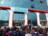 İMAM HATİP - Müftü Arvas'tan Okul Ziyareti