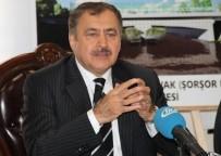 DOKU KÜLTÜRÜ - Orman Ve Su İşleri Bakanı Eroğlu Elazığ'da