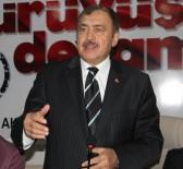 TEMEL ATMA TÖRENİ - Orman Ve Su İşleri Bakanı Eroğlu'ndan Terör Açıklaması