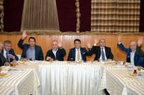 MUSTAFA DÜNDAR - Osmangazi Belediyespor Genel Kurulu Yapıldı