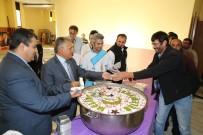 İŞ GÜVENLİĞİ - Özel Şirket İşçileri İle Tanışma Ve Mevzuat Toplantısı Düzenlendi