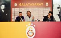 GENÇLERBIRLIĞI - Riekerink Açıklaması 'Trabzonspor'un Artılarını Eksilerini Biliyoruz'