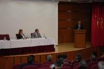 SAĞLIK SEKTÖRÜ - Şanlıurfa'da 2016'Nın Son İl Koordinasyon Toplantısı Gerçekleştirildi