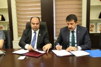 ARAŞTIRMA MERKEZİ - Şanlıurfa'da AMATEM'in Yapılacağı Yer İçin Protokol İmzalandı