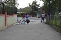 ESTETIK - Sapanca Belediyesi Parke Taşı Çalışmalarını Devam Ettiriyor