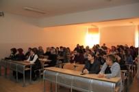 EGZERSİZ - SAÜ'de 'Aktif Yaşlanma' Konferansı Düzenlendi