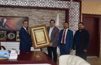 BAŞSAVCı - ŞEHİRDER'den Başsavcı Bingül'e Erzurum Fermanı
