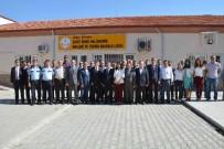 İL MİLLİ EĞİTİM MÜDÜRLÜĞÜ - Şehit Astsubay Halisdemir'in İsmi Köyceğiz'de Okula Verildi