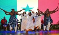 DANS GÖSTERİSİ - Senegal Milli Günü EXPO 2016 Antalya'da Kutlandı