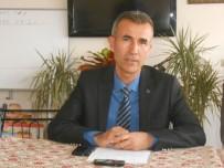 İBRAHİM ATEŞ - Söke MHP'de Görev Değişimi