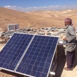 BEYTÜLLAHİM - TİKA'dan Filistinli Bedevilere Güneş Enerjisi Sistemi
